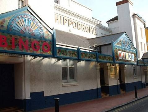 Hippodrome, Middle Street, 2002 | Photo by Bill Maskell