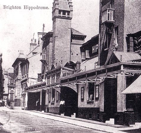 Hippodrome, Middle Street (date unknown) | Picture reproduced with permission from Brighton History Centre