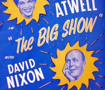 The Big Show: David Nixon and Winifred Atwell