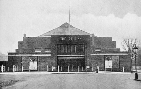 Hove Ice Rink