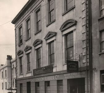 Brunswick Street West