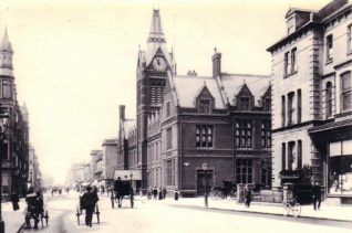 Old Hove Town Hall | From a private collection