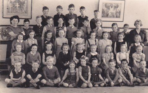 Class photo c1947-53