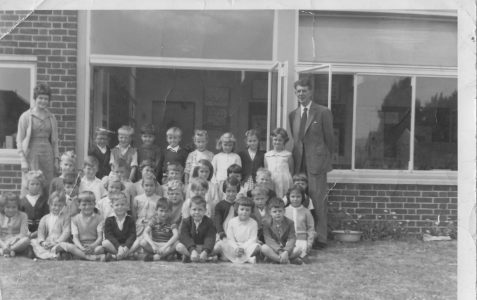 Class photo: Summer 1961
