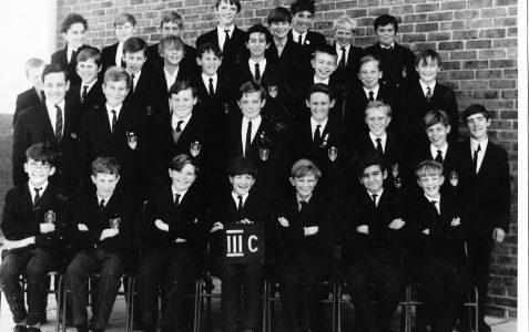 Class photograph 1967