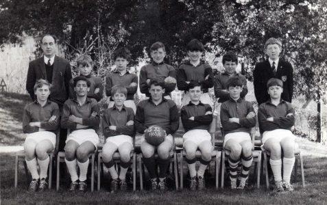 3rd X1 Football Team 1965-1966