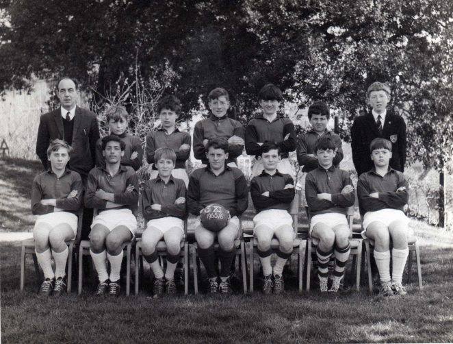 3rd X1 Football Team 1965-1966 | From the personal collection of Dave Stedman