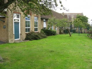 Picture showing part of what was the Infants' School, now the Children & Young Peoples Trust. | Photo by Ron Spicer