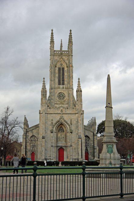 St Peter's Church March 2008 | Photo by John Desborough