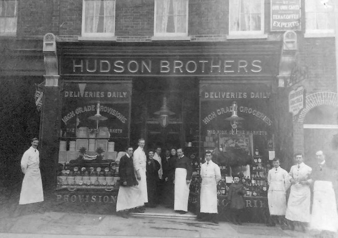 Hudson Brothers undated photo | From the personal collection of Paul Woods