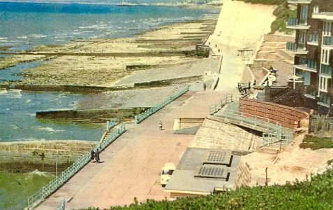 Seafront looking west, early 1970