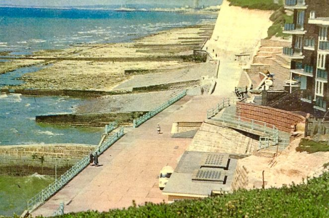 Rottingdean seafront c1970s | From the private collection of Sam Flowers