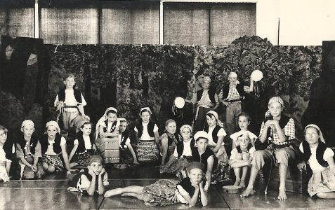 Imogen - School Play 1955/6?