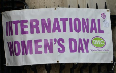 International Women's Day:March 8th