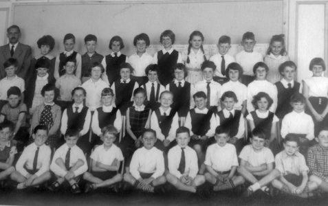 Mr Taylor's class: 2a. c1960