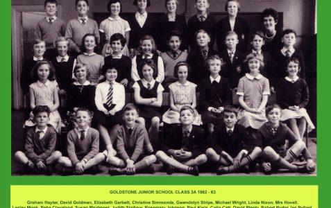 Class 3a 1962/63