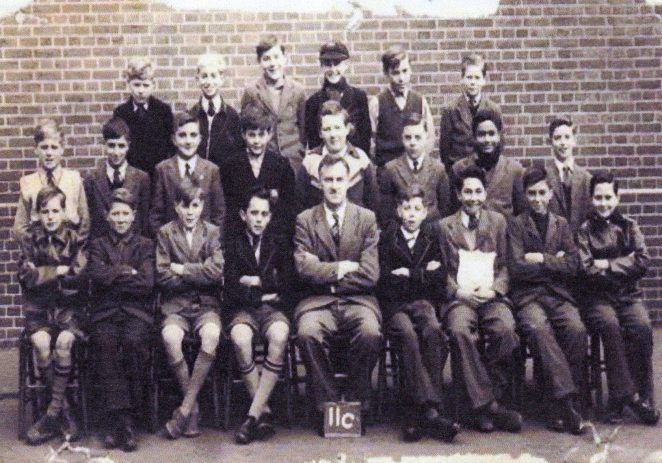 Fawcett School: Class IIC 1956 | From the private collection of John Wignall