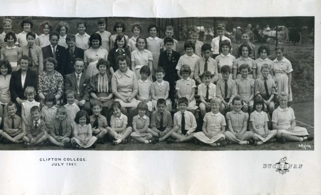 Clifton College 1961 | From the personal collection of  Sandra Akehurst (Mills)