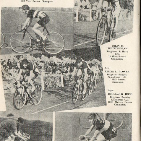 Local riders | From the private collection of Mick Deacon
