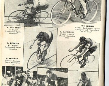 Cycle racing in the 1960s