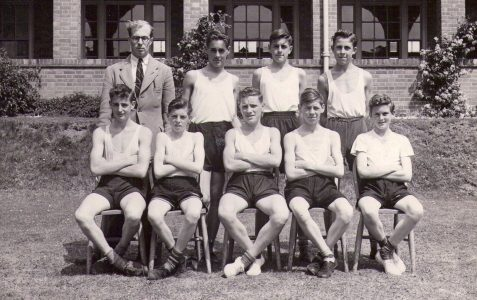 1950s Athletic Group