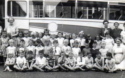 School trip 1959