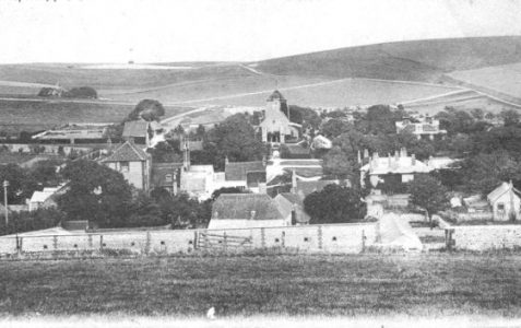 Village views: 1905 and 2009
