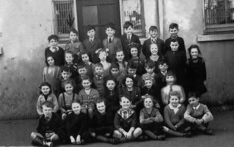 Class photo c1949-1950