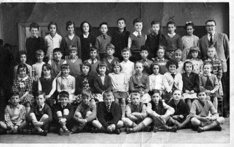 Mr Tolhurst's Class early 1960s