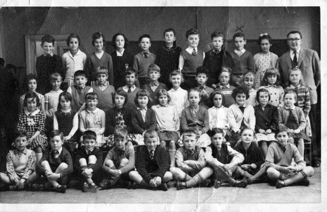 Mr Tolhurst's Class early 1960s | From the private collection of David Sanders