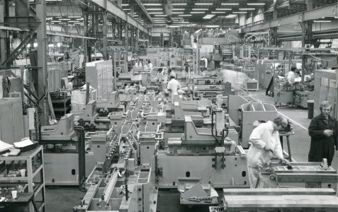 Special Purpose Machines - Part VI, Men at Work