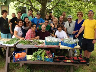 Stanmer Community Garden Group | Reproduced with kind permission of Stanmer Community Garden Group
