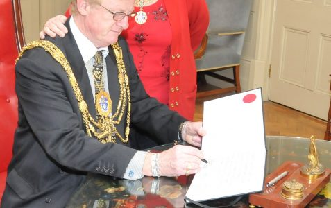 Japanese Tsunami: Books of Condolence