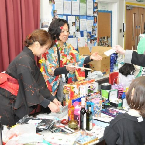 Brighton and Hove Japanese Club event | Photo by Tony Mould