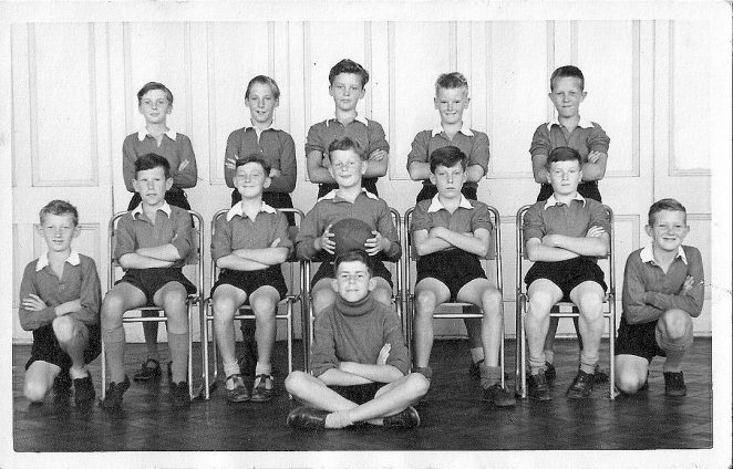Ditchling Road Football Team 1958/59 Season | From the private collection of John Horn