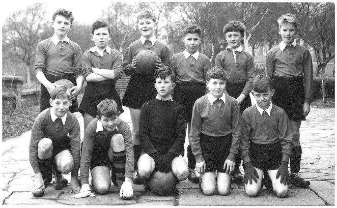 Ditchling Road Football Team 1957/58 Season | From the private collection of John Horn