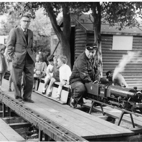 Hove Park Railway, June 1967 | Hove Park Archive