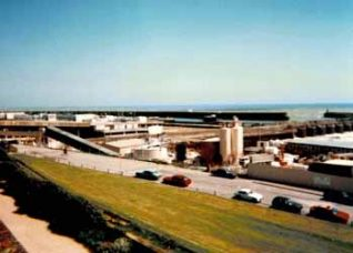 The site of Black Rock Lido