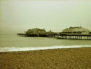 Photo of the West Pier, 1994