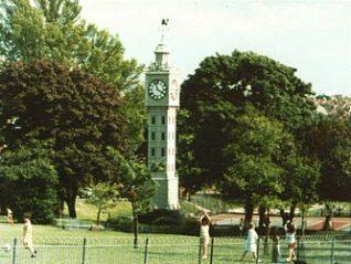 Blaker's Park, Brighton, 1994