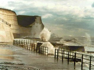 Undercliff Walk | Image from the 'My Brighton' exhibit