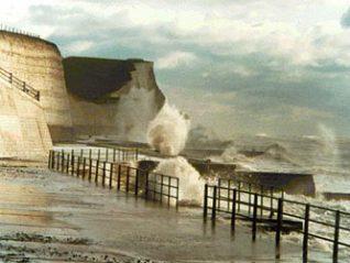 Undercliff Walk, Saltdean, 1994