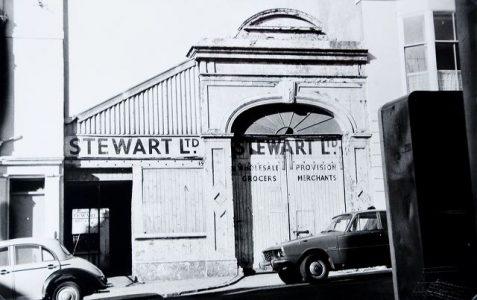 Waterloo Street Arch: Grade II