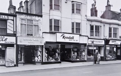 Do you recognise these shops?