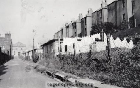 Living in the prefabs in the 1950s