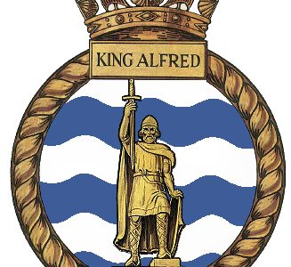 HMS King Alfred: Part 1 - The outbreak of war