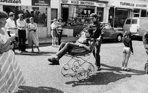 Remember the Kemp Town Pram Race?