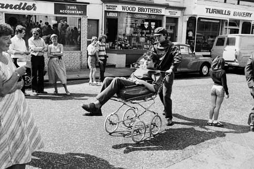 1979 Great Kemp Town Pram Race | Copyright - www.pixelsonapage.com