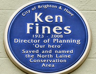 Ken Fines: The hero of the North Laine