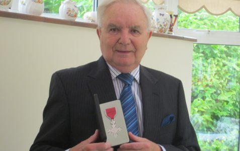 Kenneth I. Ross MBE DL
